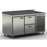 Столы холодильные / морозильные с ящиками и дверью СШН-2,1-1400