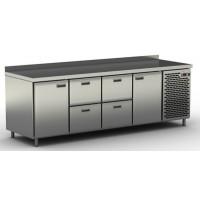 Столы холодильные / морозильные с ящиками и дверьми СШН-4,2-2300