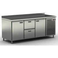Столы холодильные / морозильные с ящиками и дверьми СШН-2,2 GN-1850