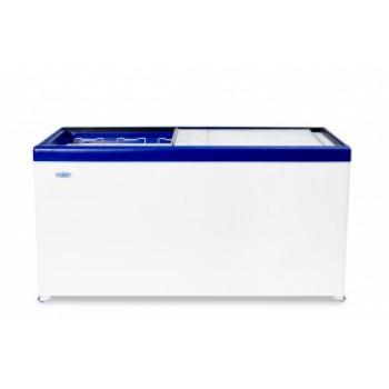 Морозильный ларь с прямым стеклом  МЛП-600