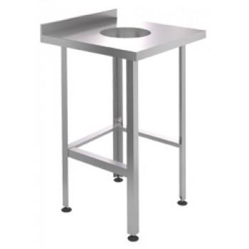 Стол для сбора отходов Cryspi (Эконом-класс ССО 600Z)