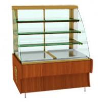 Кондитерские среднетемпературные витрины Elegia Premium K 1240