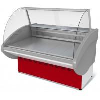 Холодильная витрина Илеть ВХС-1,2 динамика