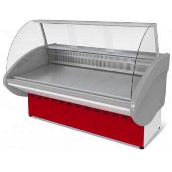 Холодильная витрина Илеть ВХС-1,8 динамика