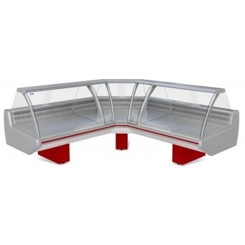 Холодильная витрина Парабель ВХСн-УВ