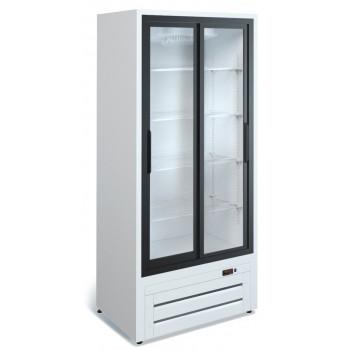 Холодильный шкаф Эльтон 0,7У купе